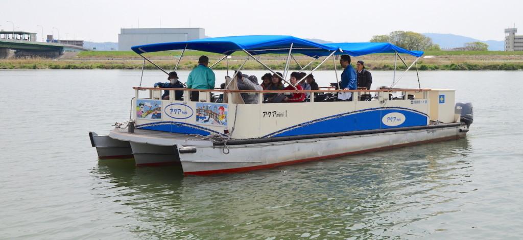 淀川クルージング