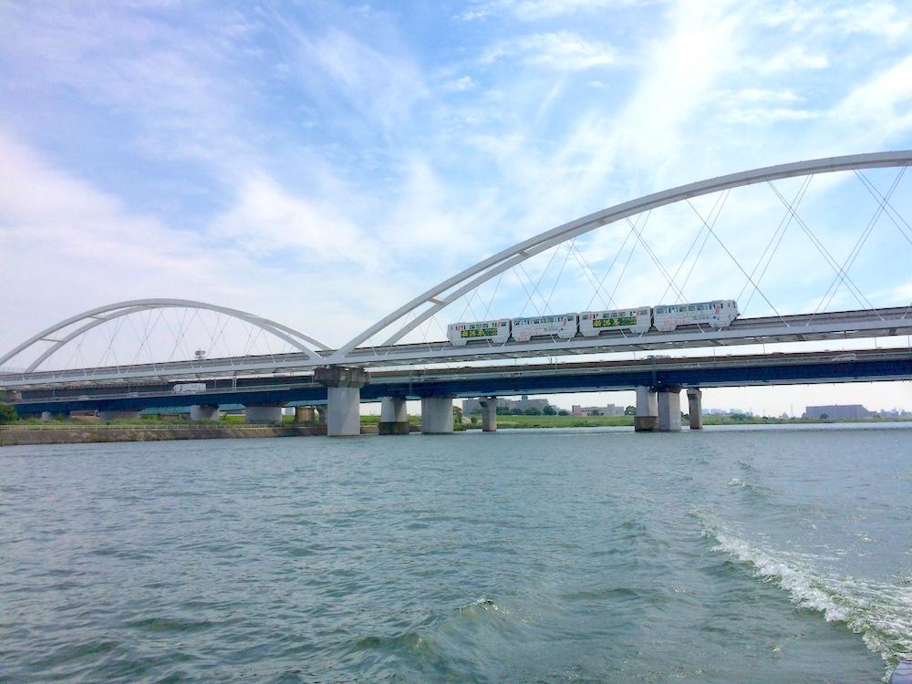 淀川 モノレール