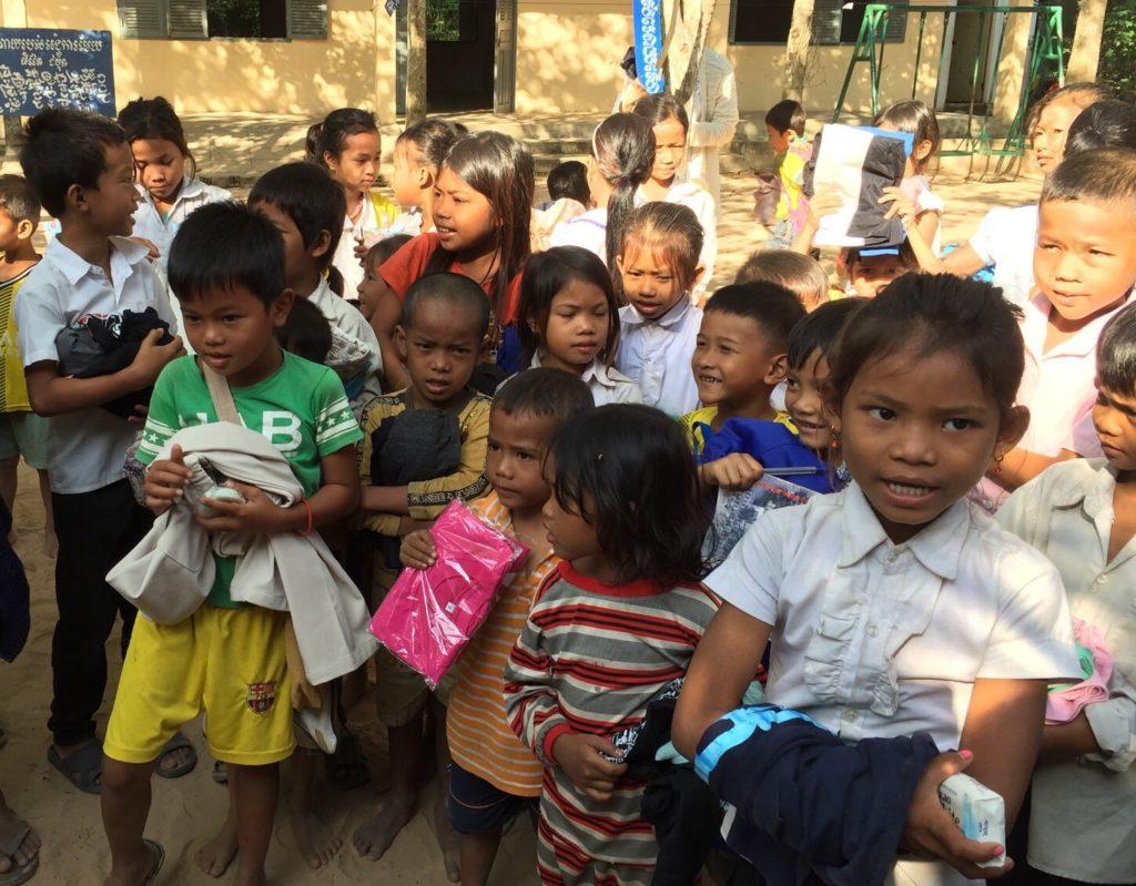 カンボジアの子供たち2